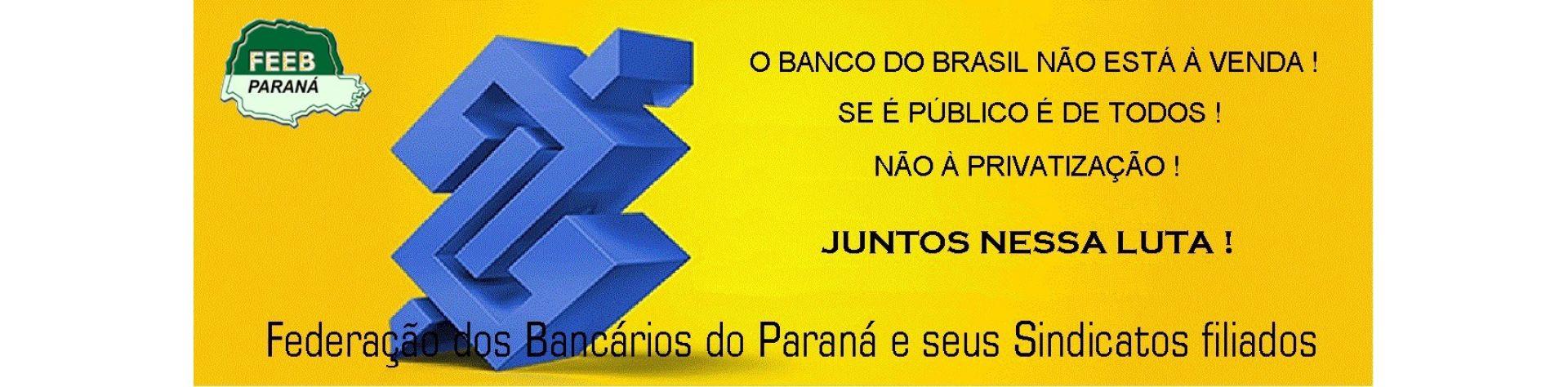 O Banco do Brasil não está à venda!
