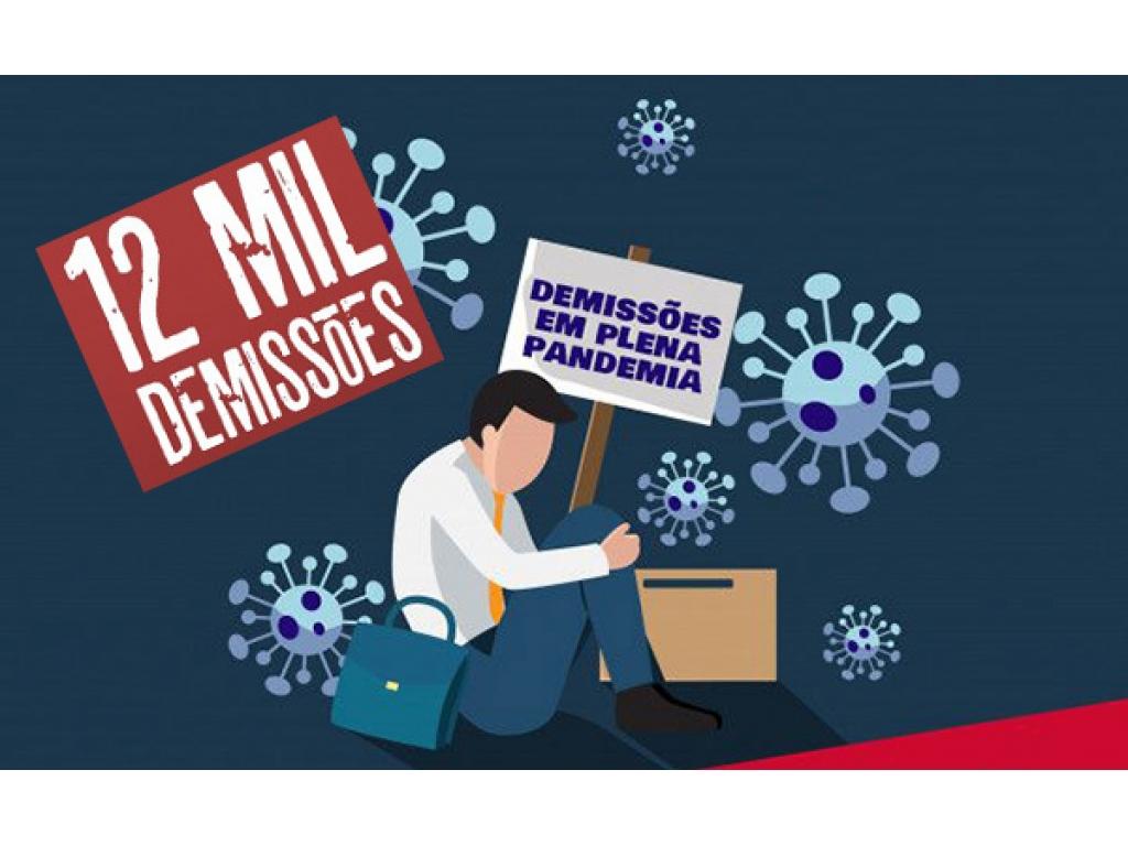 BANCOS DEMITIRAM MAIS DE 12 MIL PESSOAS ESTE ANO