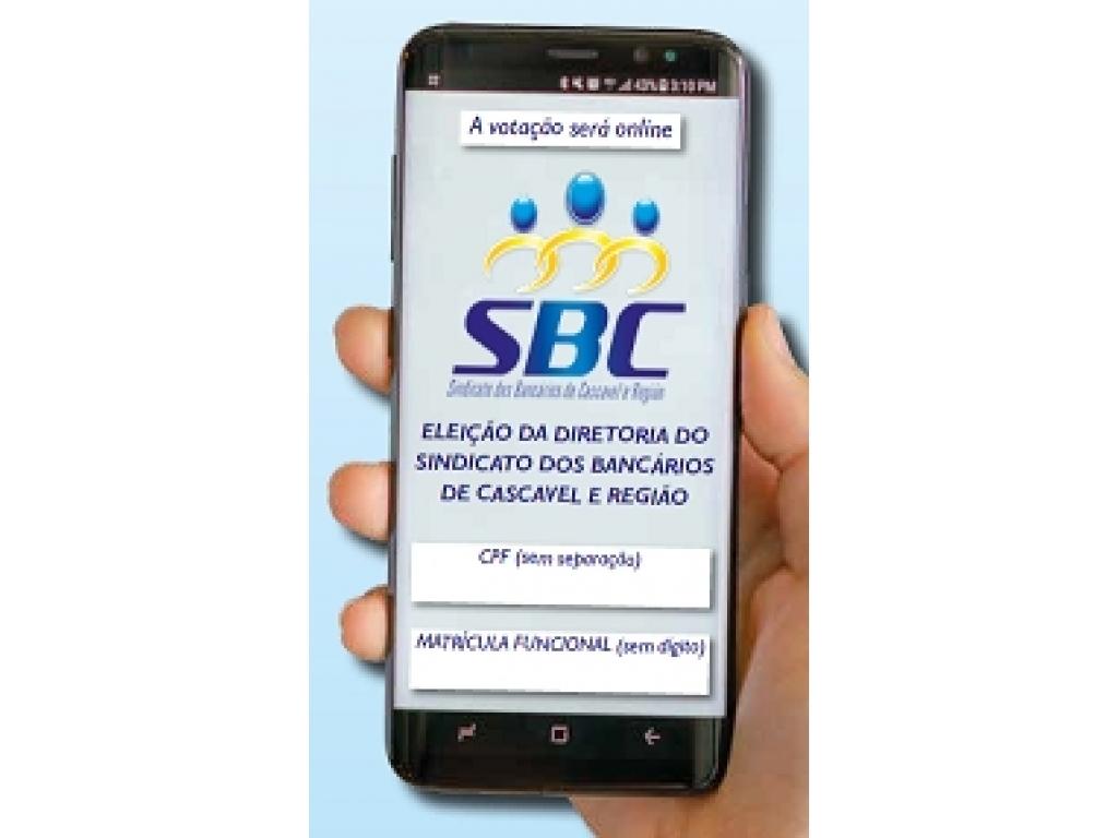 Associado, participe da eleição online do Sindicato, de 17 a 24 de agosto
